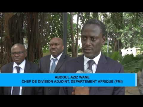 CONGO FMI FORMULATION DU PROGRAMME ECONOMIQUE ET FINANCIER PASCAL GANGA N'DIAYE