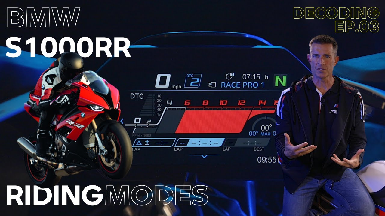 Download BMW S1000RR DECODING - RIDING MODES (EP.03)