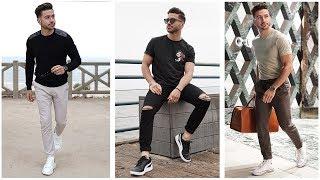 3 Easy Men's Outfits for Spring   Men's Lookbook Spring 2019   Alex Costa