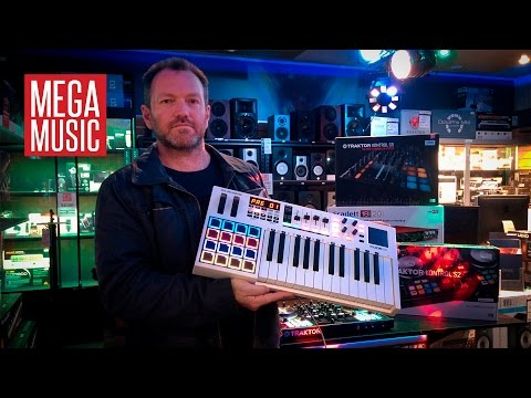 M-Audio Code 25 Keyboard Controller - A Quick Look