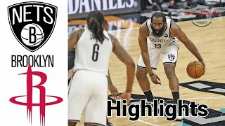 Nets vs Rockets HIGHLIGHTS Full Game | NBA March 3