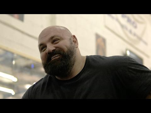 350kg (771lb) Deadlift  - Laurence Shahlaei - January Training 2017