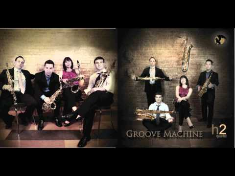 Groove Machine from Revolution by Marc Mellits