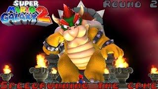 Super Mario Galaxy 2: (Speedrun Friday) Round 2