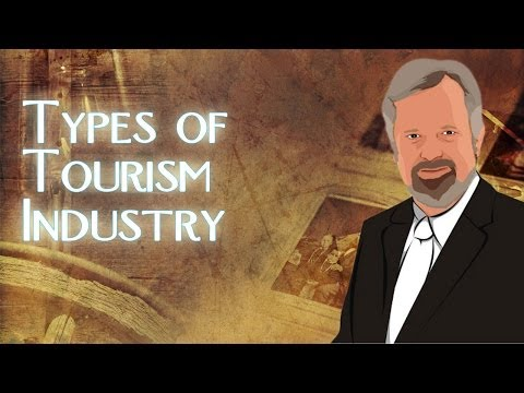 KInds of Tourism Industry