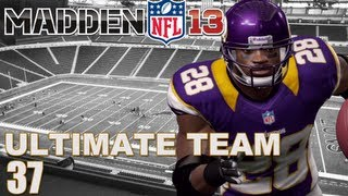 Madden 13 Ultimate Team : Sunshine From Remember The Titans Ep.37