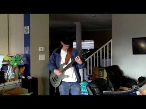 Will I Ever Understand You by Berlin with Jeff playing a Parker P42 guitar