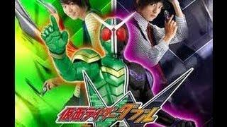 Kamen Rider W Gaia Memory Subbed