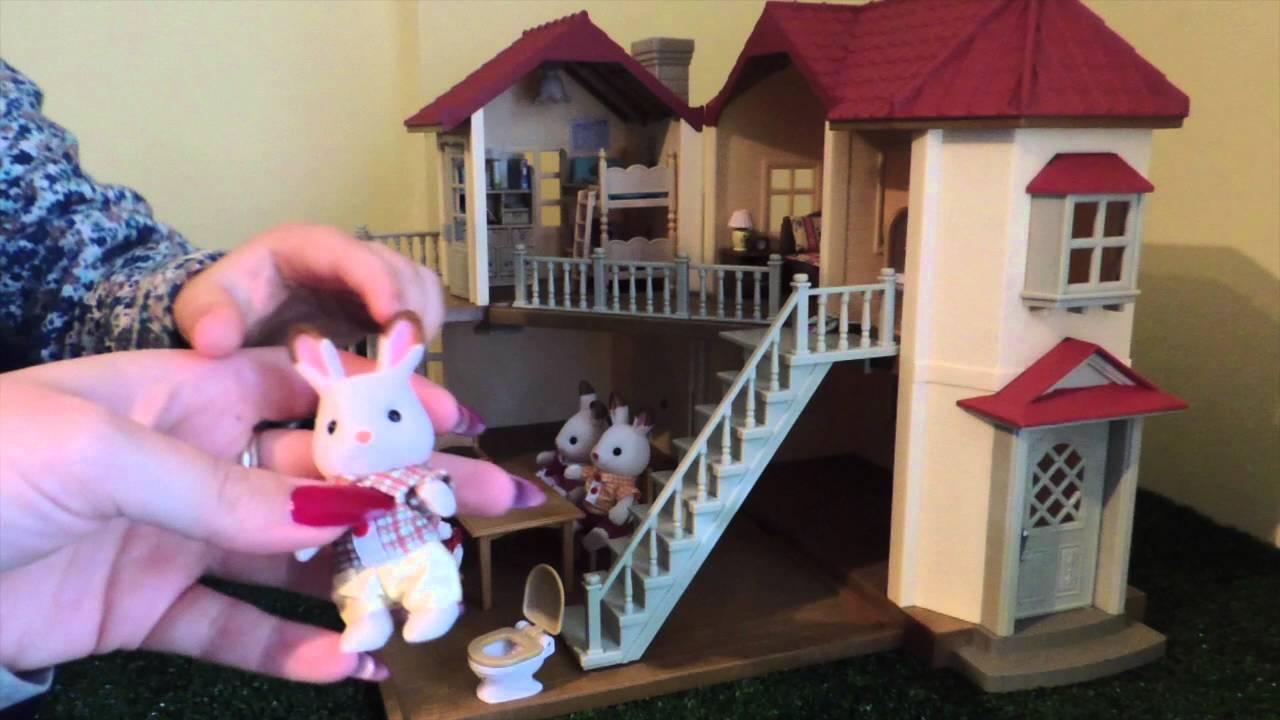 Unboxing Set FamilyRef Sylvanian 3125 Chocolatechocolate De Conejos Familia Rabbit Families TXPukOZi