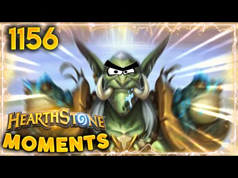 Zentimo TRIPLES The Fun  Hearthstone Daily Moments Ep1156