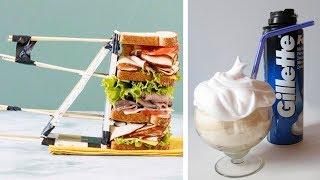 Как снимают еду для рекламы на самом деле