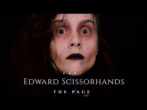 Edward Scissorhands   Эдвард Руки-ножницы