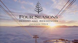 Luxury Mountain Resort in Jackson Hole | Four Seasons Resort and Residences Jackson Hole
