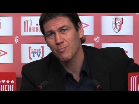 "Rudi Garcia : ""100% avec la France"""