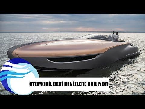 Otomobil devi denizlere açılıyor