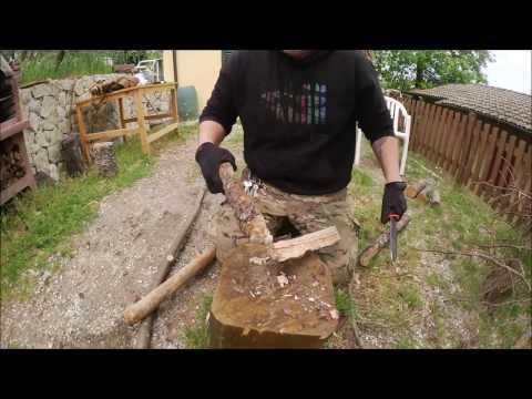 Survival Knife Campotto by Baldovino TRB