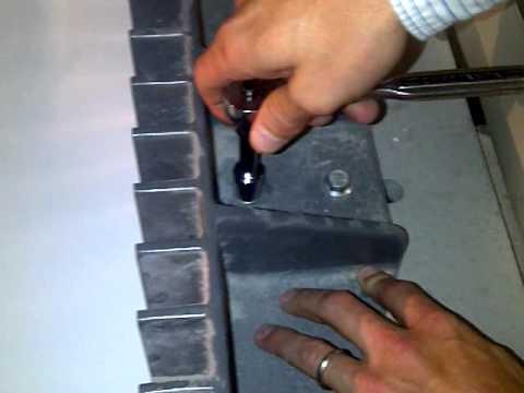 challenge back gauge adjustment
