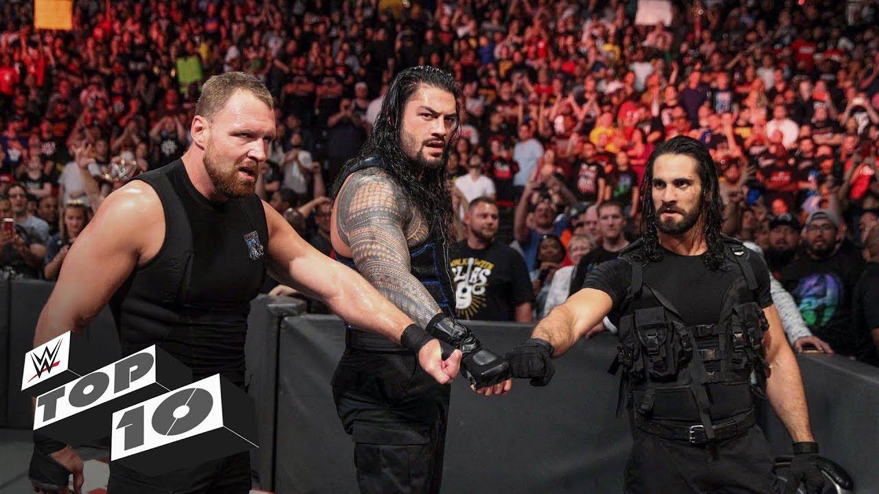 Memorable tag team reunions: WWE Top 10, Aug. 25, 2018