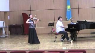 видео: Конюс-концерт для скрипки