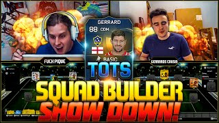 INTENSE MLS TOTS GERRARD SQUAD BUILDER SHOWDOWN! FIFA 15 ULTIMATE TEAM