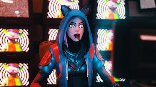 THE MISSION TO SAVE LYNX | A Fortnite Movie