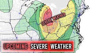 Severe Weather Outbreak Possible Today
