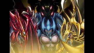 YuGiOh Sacred BEASTS Deck Profile! Raviel, Uria, and Hamon!!