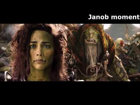 Warcraft Qoraqo`l Va Admiral Jangi Uzbek Tilida