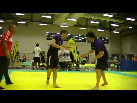 Sonny Brown NSW BJJ Summer Cup 2014 - Purple Belt No Gi Open Weight Division - Gold Medal Match