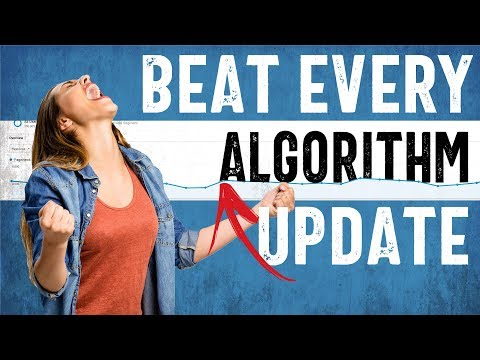 Never get hit by a Google algorithm update - 동영상