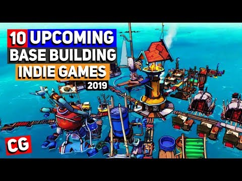10 Upcoming Base Building Indie Games - 2019 & beyond! Ft. GamerZakh | Strategy Simulation Games |