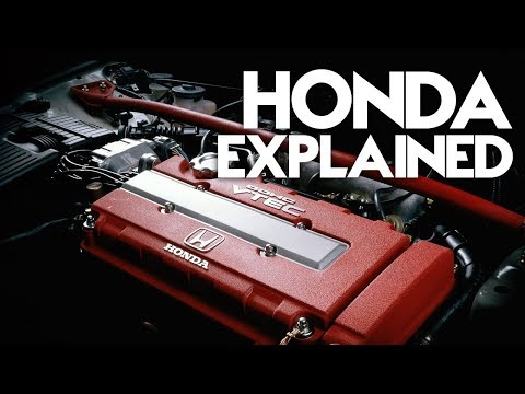 Honda Engine Series: Explained