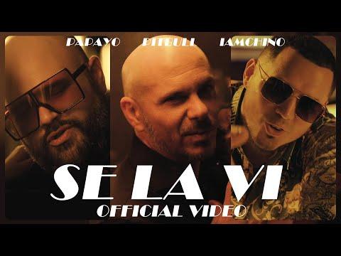 Смотреть клип Pitbull Ft. Iamchino & Papayo - Se La Vi