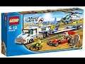 Lego City 60049 Helicopter Transporter - Lego Stop Motion