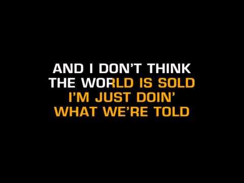 OneRepublic - Counting Stars (Karaoke)