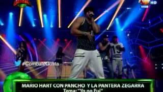 Mario Hart, Pancho Rodríguez y