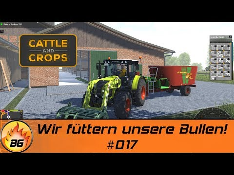 Cattle and Crops #017   Wir füttern unsere Bullen!   Let's Play [HD]