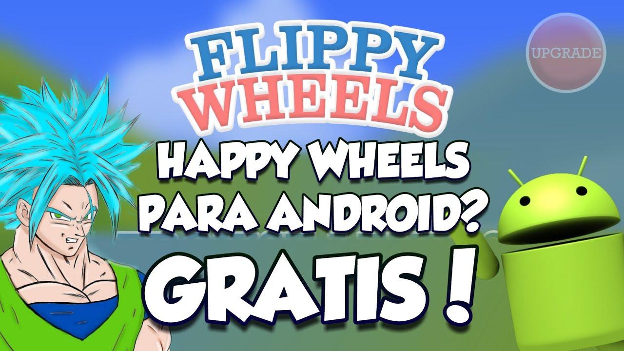 Gratis Flippy Wheels Happy Wheels Para Android Juegos