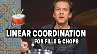 Thomas Lang – Linear Coordination for Fills & Chops