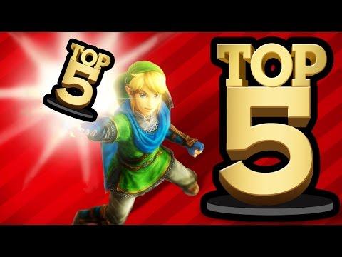 TOP 5 SMOSH GAMES TOP 5'S