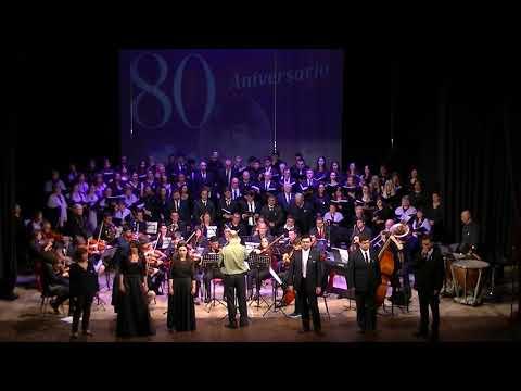Gala 80º Aniv Asoc Verdiana - Brindisi - La Traviata