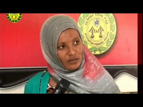 Ethiopian Woman robbed after leaving airport