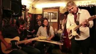 Jim Campilongo & Honeyfingers - Nellie Bly - at 55 Bar, NYC - Sept 8 2013