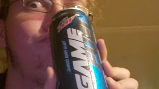 Mtn Dew Game Fuel Blue Review