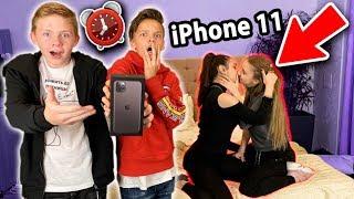 НА ЧТО ГОТОВЫ ДЕВУШКИ РАДИ iPHONE 11 PRO MAX! 24 ЧАСА ЧЕЛЛЕНДЖ