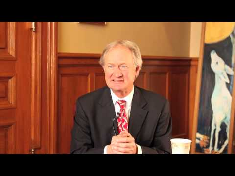 The Brown Political Review interviews Rhode Island Governor Lincoln Chafee