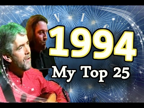 Eurovision Song Contest 1994 - My Top 25 [HD w/ Subbed Commentary]