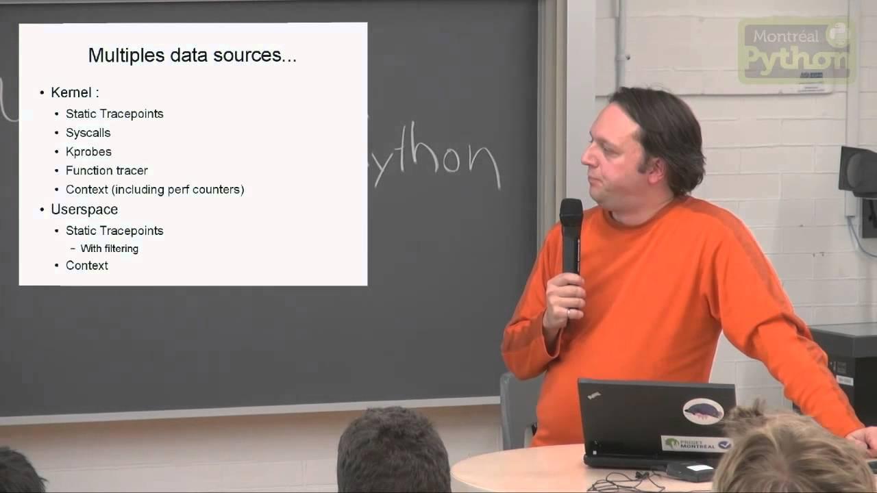 Image from LTTng 2x: traçage Linux avancé pour tous