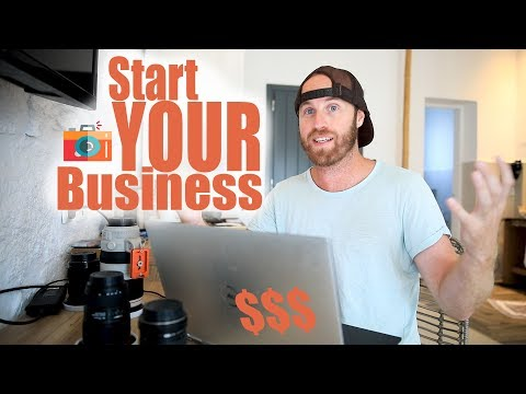 Starting A Photography Business & How I Operate My Business