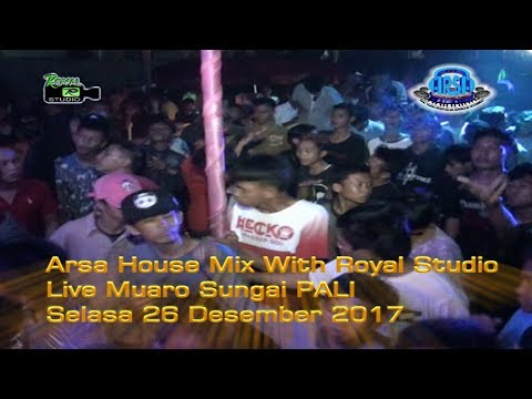 """Pujaan Hati"" ARSA Live Muaro Sungai PALI (26/12/17) Cretaed By Royal Studio"